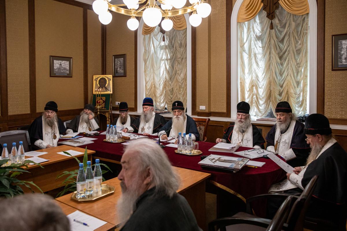 На Рогожском завершился первый день Совета Митрополии
