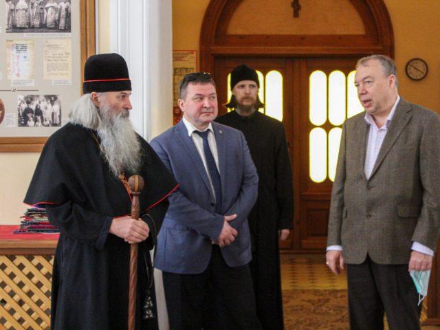 Старообрядцы Казани приняли высоких гостей из столицы