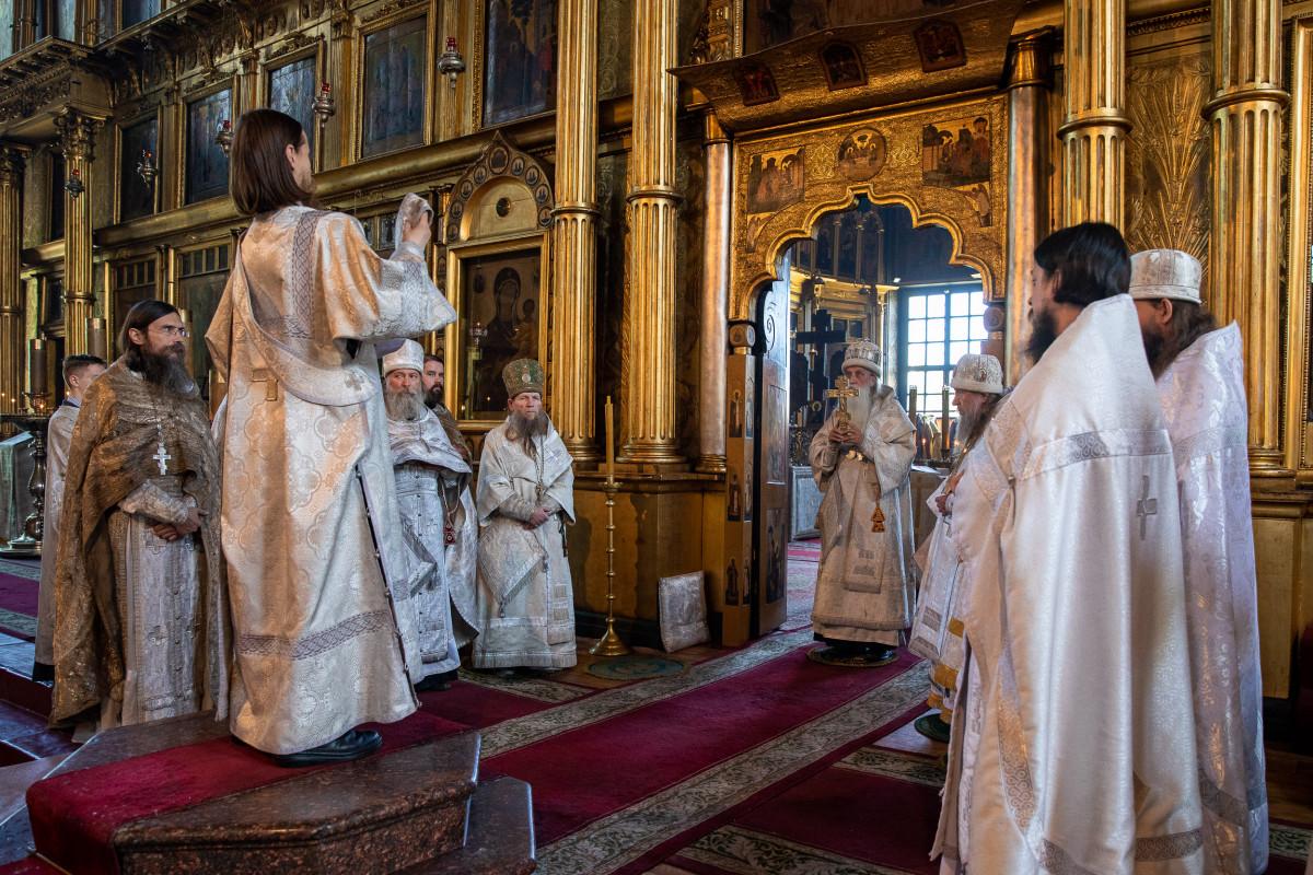 День ангела предстоятеля Церкви