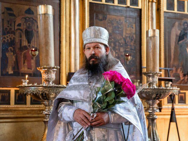 Протоиерей Алексей Михеев