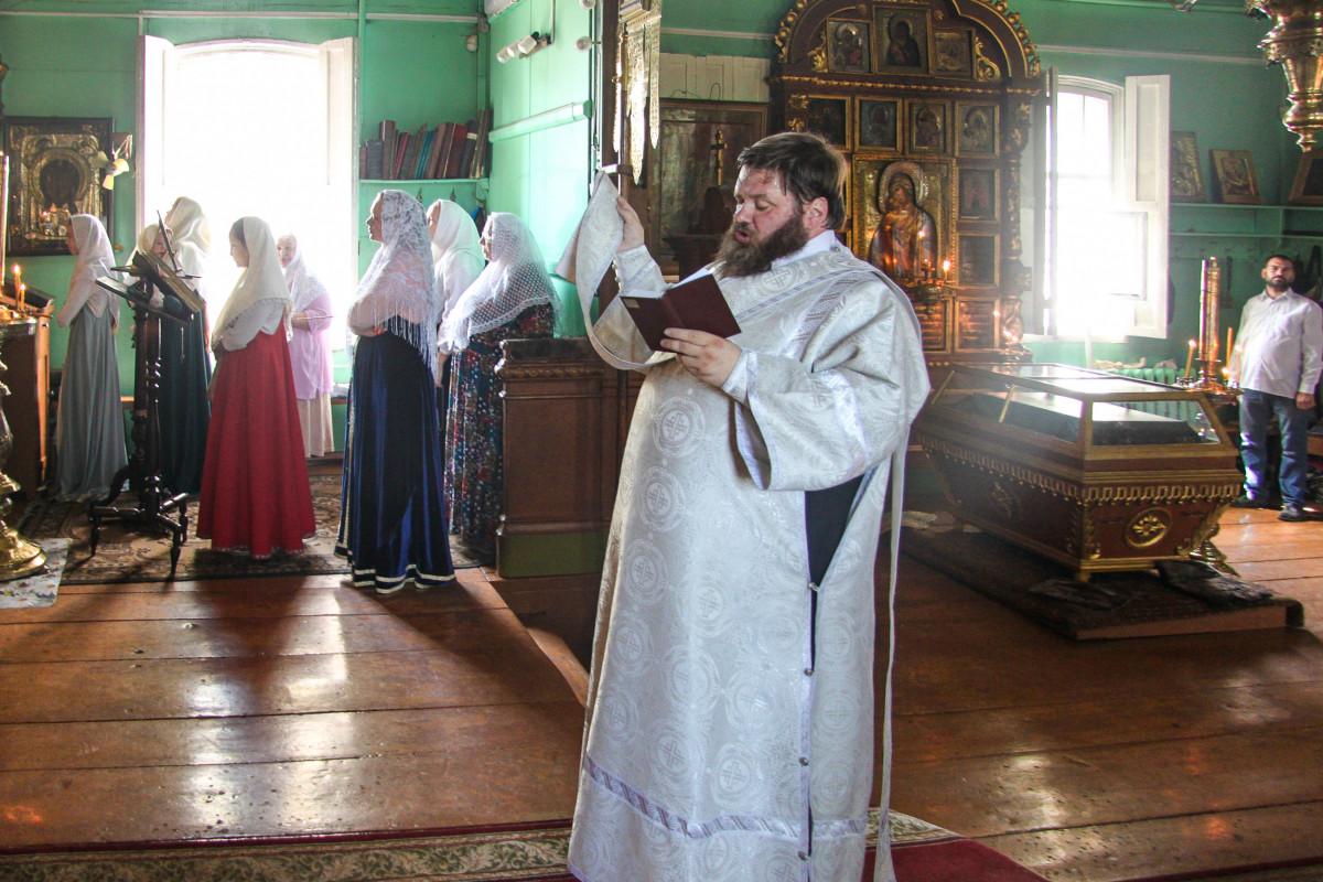 Диаконская хиротония в Ярославско-Костромской епархии