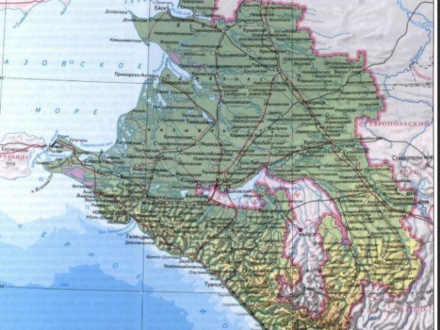 Митрополит Корнилий посетил приходы Краснодарского края