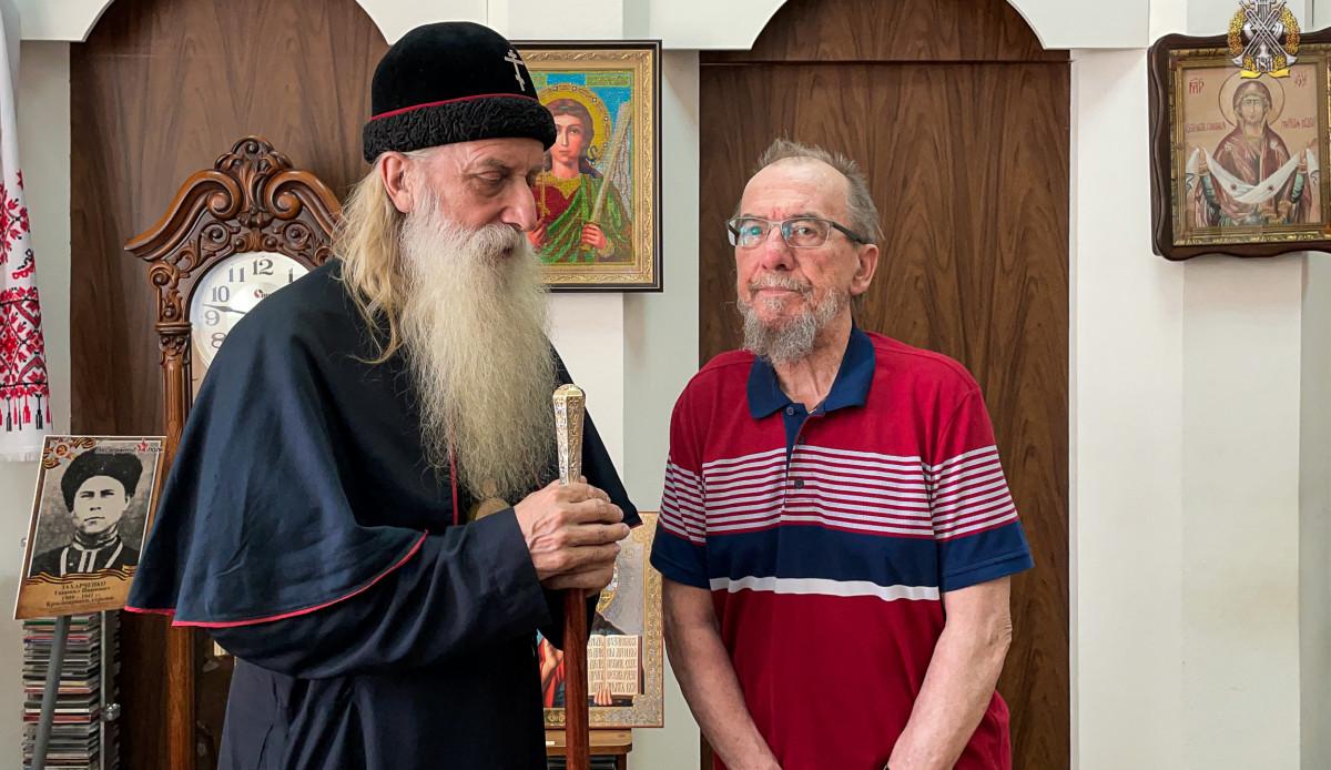 Предстоятель Церкви поддержал строительство храма в столице Кубани