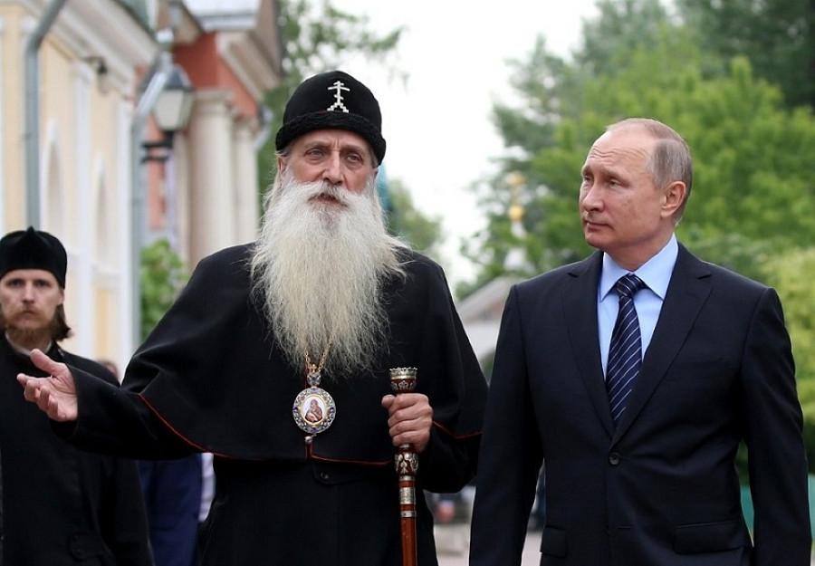 Президент на Рогожском