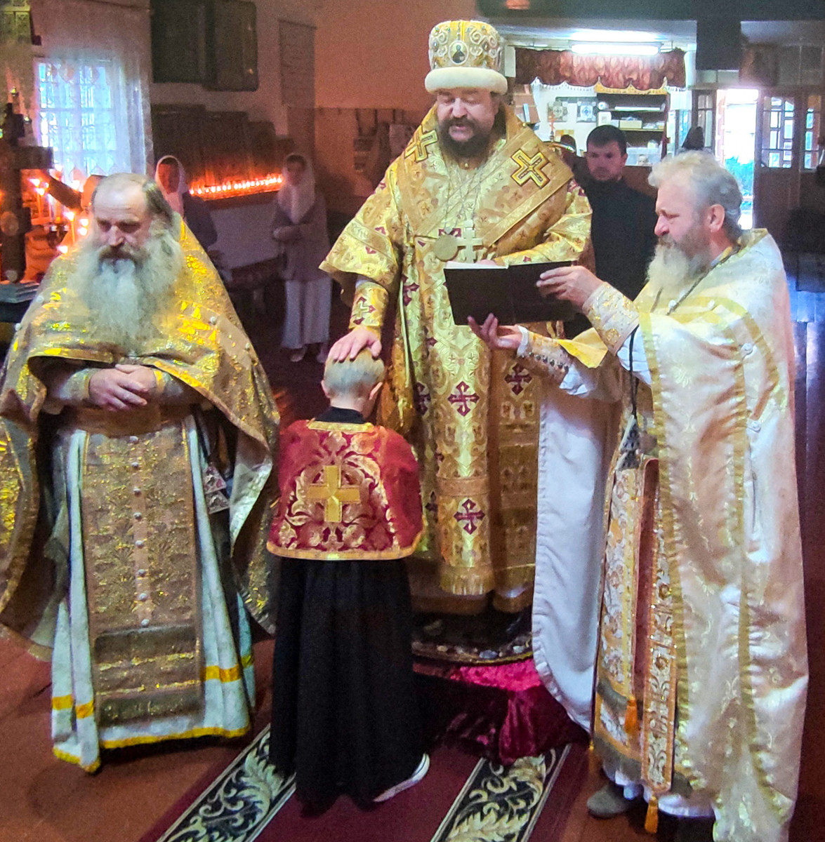 Служение архиепископа Никодима в Виннице